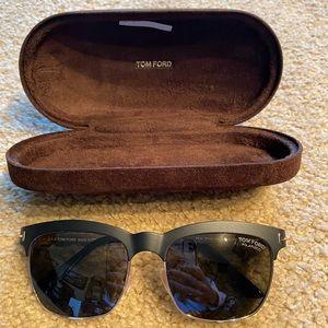 Women's Tom Ford polarized sunglasses